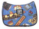 Mary Engelbreit - Mary's Mottos Cosmetic Bag