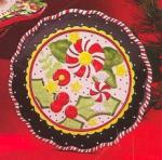 Mary Engelbreit - 'Tis the Season Dessert Plate