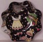 Mary Engelbreit Paper Doll Ruffle Bowl (Small)